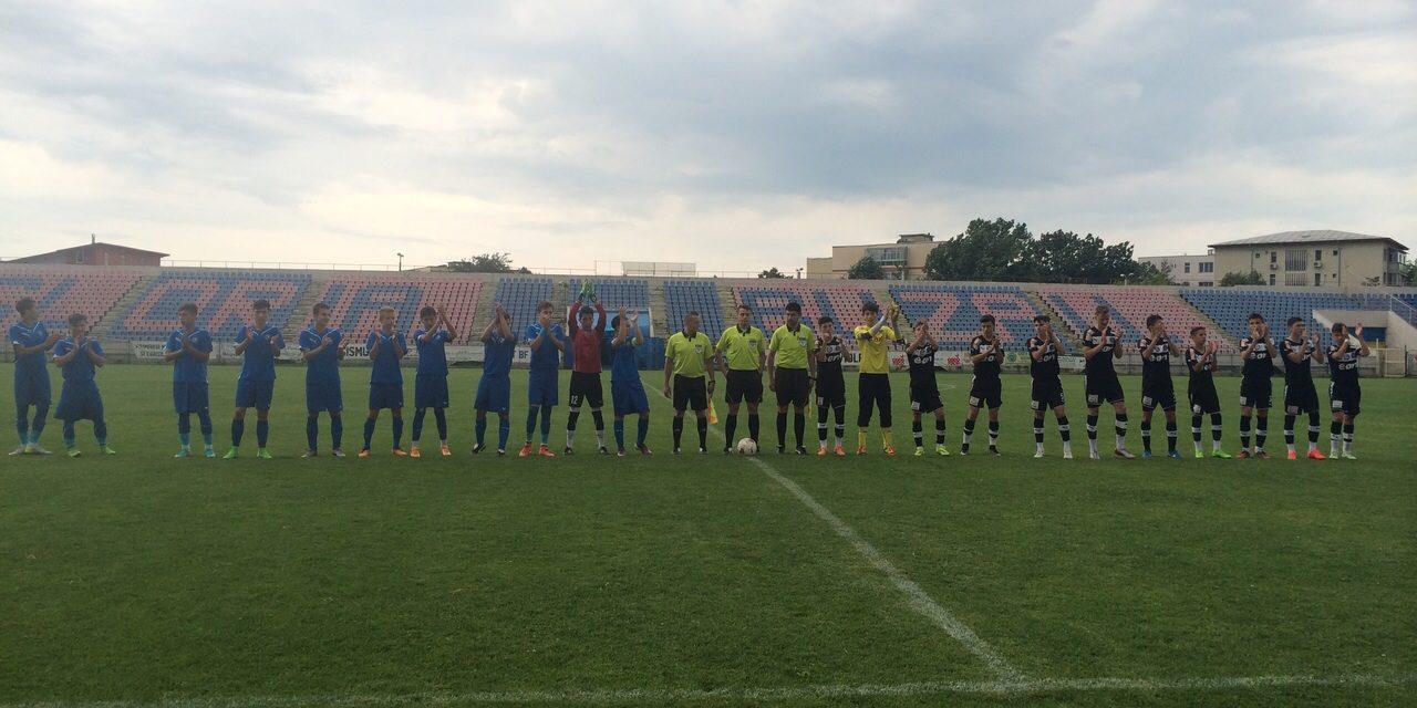 Academia Sport Team vs Academia Hagi – Meci spectaculos insa pierdut
