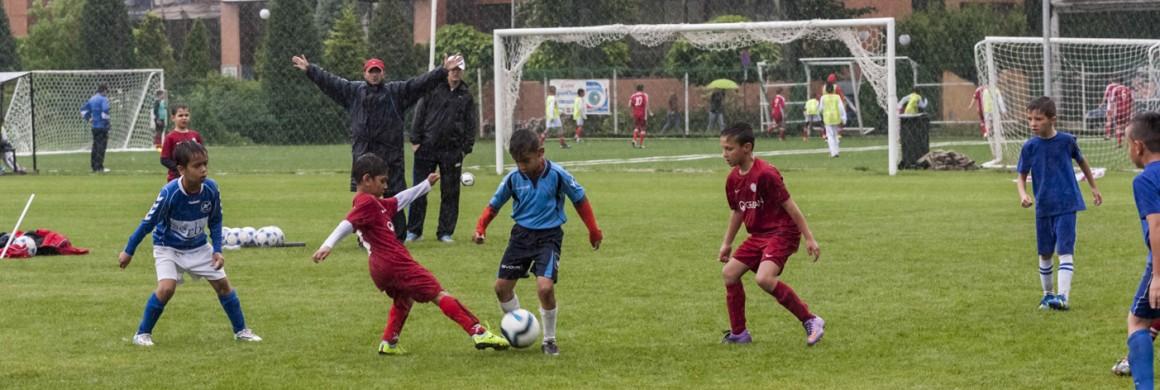 1998, 1999, 2000 si 2003, s-au calificat si anul acesta in play-off-ul Municipiului Bucuresti
