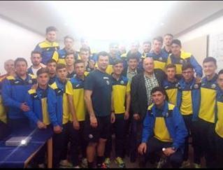 Academia Sport Team sustine Nationala Romaniei U16